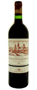 Cos d'Estournel Saint-Estephe 1989 750ml